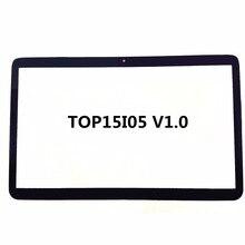 """15.6 """"de pantalla táctil digitalizador panel de vidrio para hp 15-k 15 k serie top15i05 v1.0 pantalla táctil digitalizador reemplazo de la reparación del ordenador portátil"""