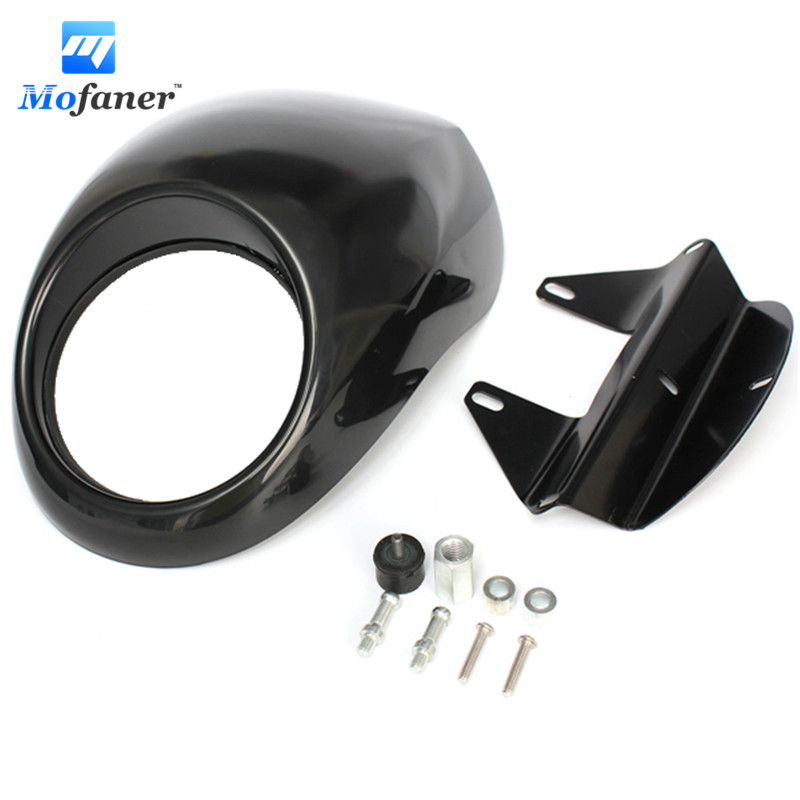 1PC Motorcycle Accessories Large Lampshade Fairing For Harley 883