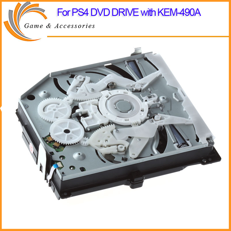 BRAND NEW For PS4 For PLAYSTATION 4 KES 490a KEM 490A REPLACEMENT BLU RAY DRIVE DRIVE With KEM-490A Laser Lens