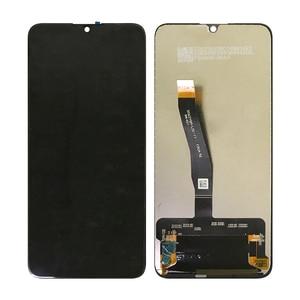 Image 2 - AAA экран для Huawei P30 lite ЖК дисплей с рамкой сенсорный экран дигитайзер для HUAWEI NOVA 4E ЖК дисплей MAR LX1 LX2