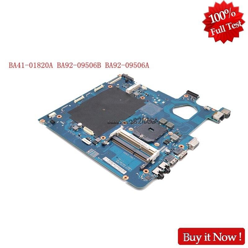 Nokotion BA41-01820A BA92-09506B BA92-09506A For Samsung NP305E7A laptop motherboard DDR3 TestedNokotion BA41-01820A BA92-09506B BA92-09506A For Samsung NP305E7A laptop motherboard DDR3 Tested
