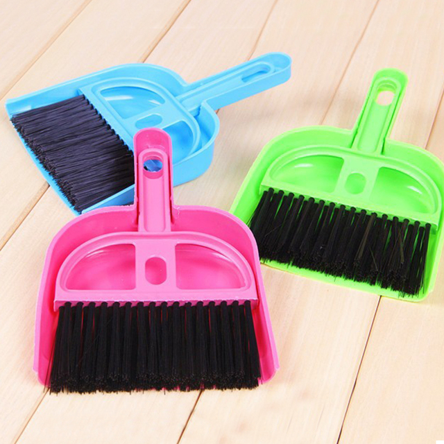 Litter Sweeper/Scoop Pet Cleaning Tool Plastic Broom sweeping 19.5cm *  12.5cm Dog
