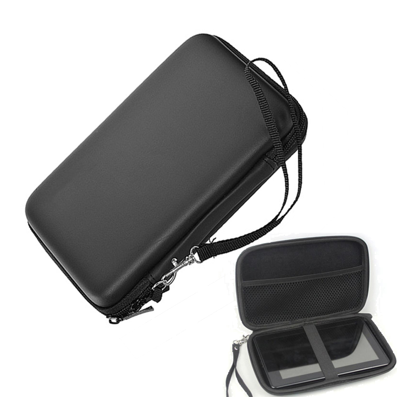 S SKYEE GPD WIN GPD XD EVA Black Protective Storage Bag Travel Carry Case Completely Fit For One-Netbook One Mix for cable