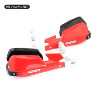 Red Handlebar Handguards Hand Guard For BMW R1200R R1200 R 2007 2014 Motorcycle Accessories Handle Bar Protector