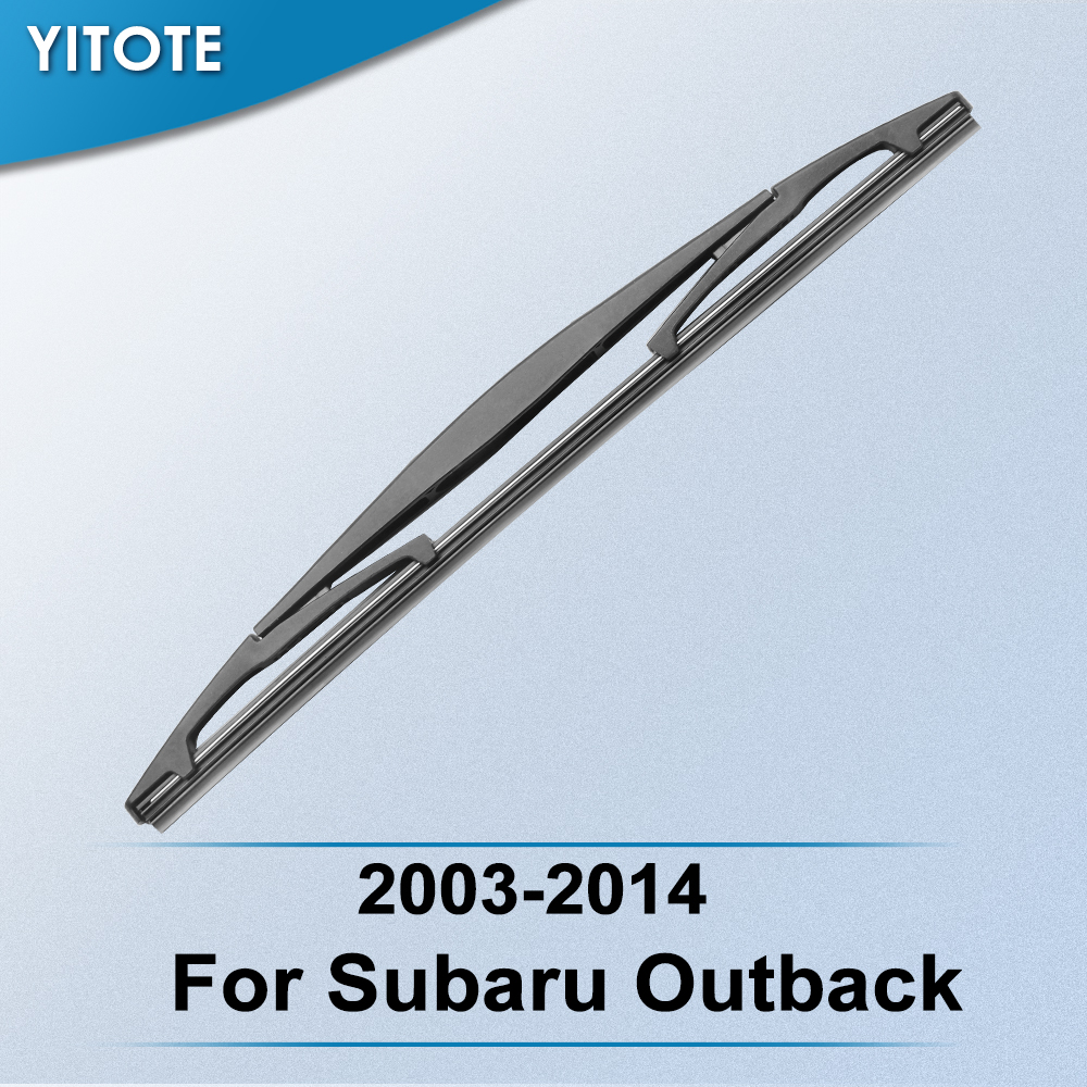 YITOTE Rear Wiper Blade For Subaru Outback 2003 2004 2005 2006 2007 2008 2009 2010 2011 2012 2013 2014