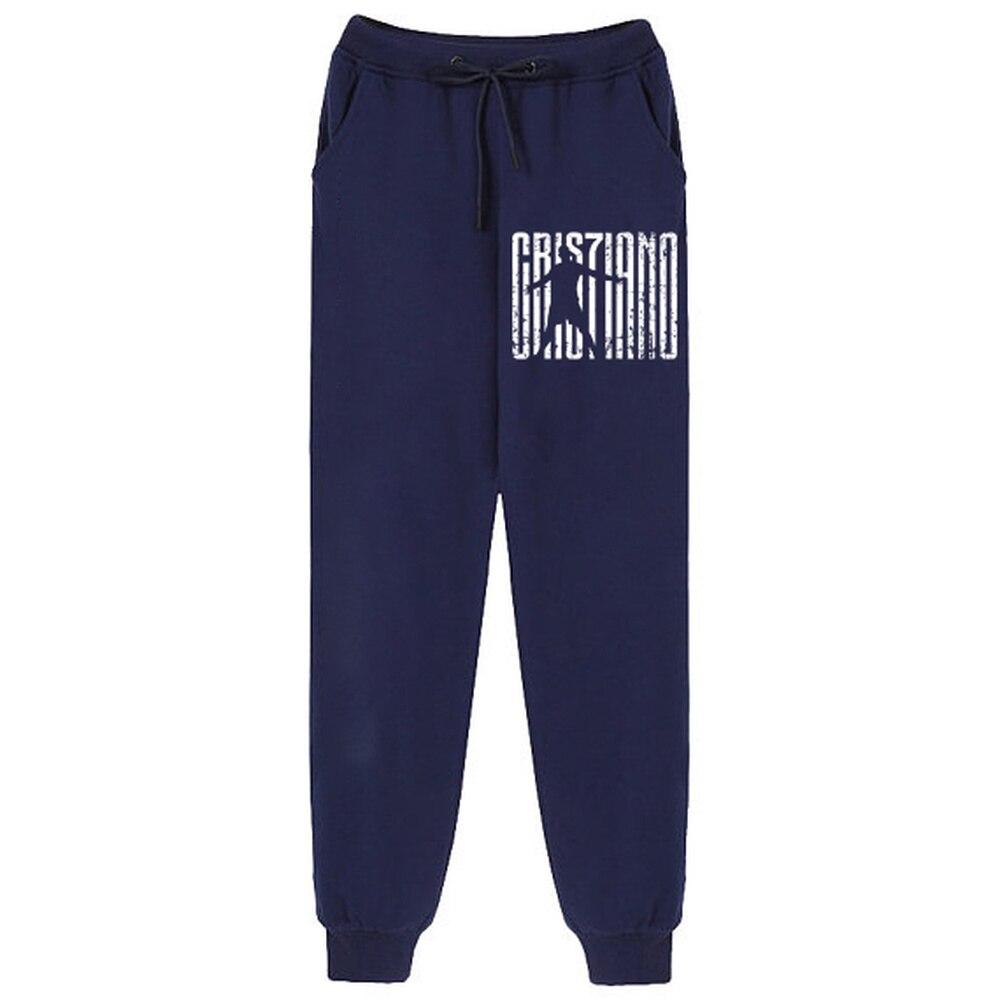 CR7 Juve Juventus Sweaterpants Cristiano Ronaldo Pants CR7 Turin Ronaldo La Vecchia Signora Juventus Jogger Sports Pnats For Men