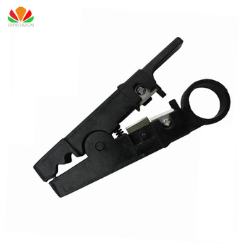 Multi-function stripper Wire strippers Cut the knife Cable scissors Stripping pliers Electrical and electronic tools