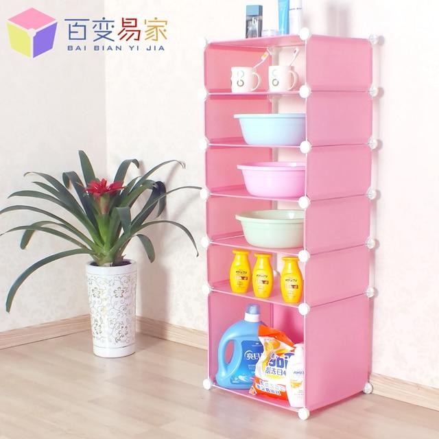 variedad fcil casa cocina estanteras reforzado piso cuarto de bao moderno minimalista lavable de extrable estanterias casa