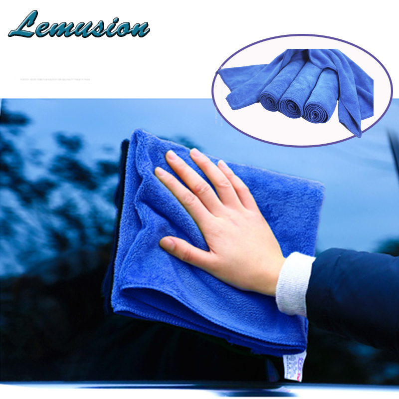 Auto-styling 1 Stks Auto Wassen Handdoek Microfiber Auto Schoon Tool Voor Hyundai I30 Peugeot 206 307 Chevrolet Cruze Auto Acessories In Veel Stijlen