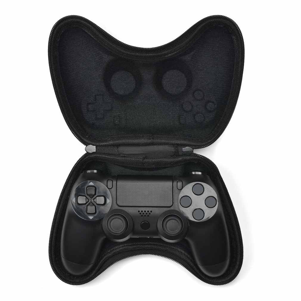Gamepad bag shockproof and wear-resistant inside the velvet better protect your handle For PS4 Gamepad