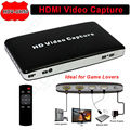 Free shipping! HDMI HD USB TV DVD Blu-ray Recorder Game Video Capture Box 1080P For PS4 XBOX 1