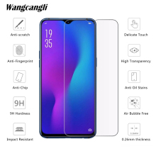 Wangcangli 2.5D tempered glass film for OPPO R17 0.3mm ultra-thin screen protector 9H For mobile phone protective