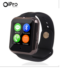 Bluetooth Heart Rate Smart Watch C88 Sync Notifier Support SIM TF Card Multilanguage font b SmartWatch