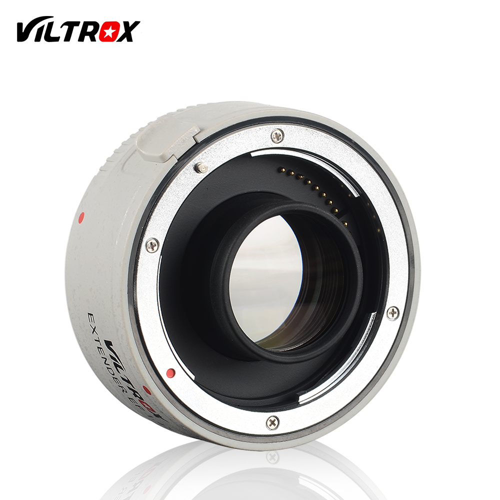 VILTROX 1.4X Teleplus Mise Au Point Automatique Téléconvertisseur Extender Téléobjectif Convertisseur pour Canon EOS et EF objectif 70-200mm 5D3 5D2 700D 70D