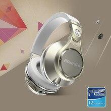 Оригинальный Bluedio НЛО плюс высокая-конец Bluetooth наушники беспроводные headohones PPS12 драйверы оголовье с микрофон гарнитуры