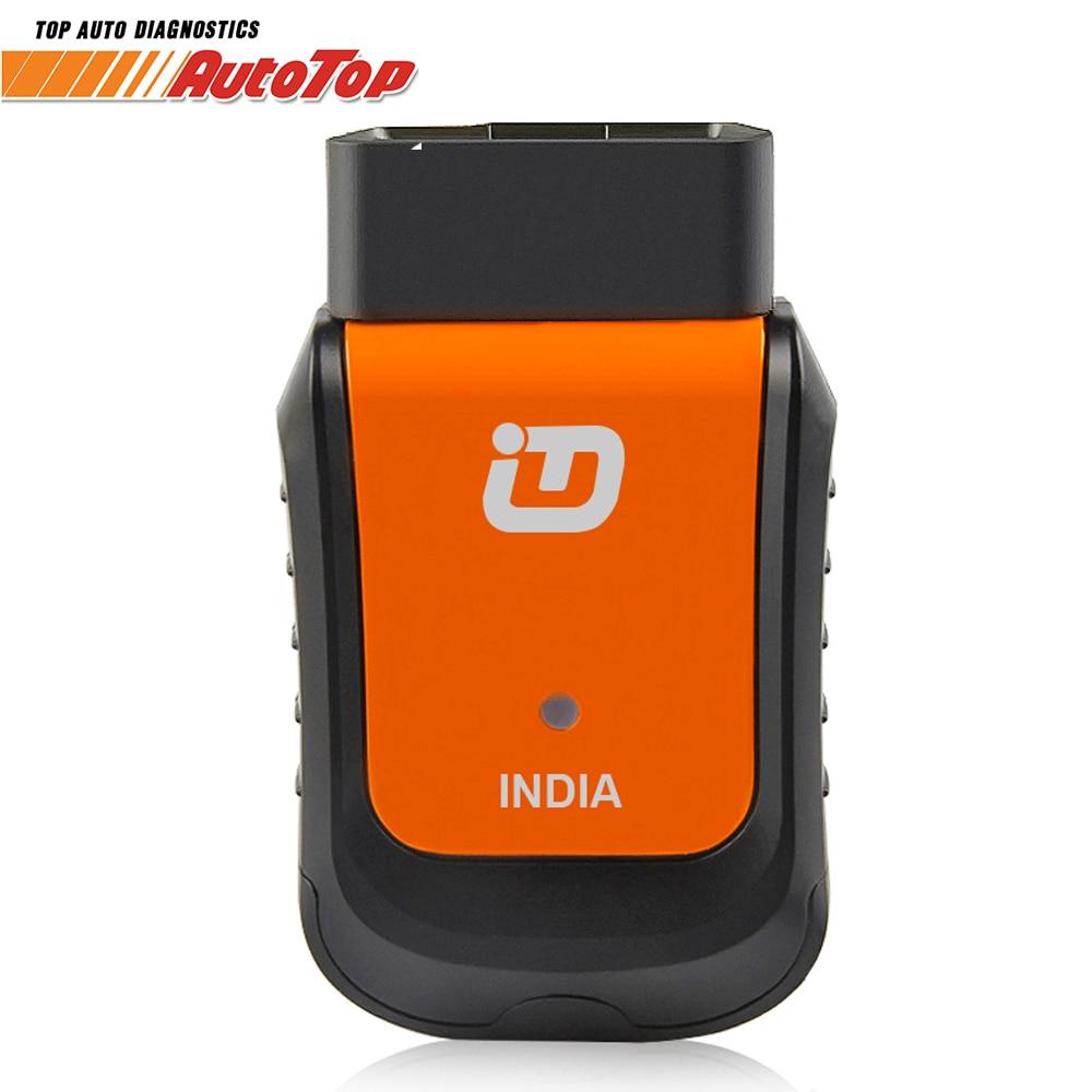 2020 VPECKER India OBD2 Car Scanner For Tata Mahindra Maruti Full Diagnostic Scanner PK Easydiag 3.0 Auto Diagnostic Scan Tool