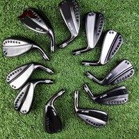 Golf clubs 0311xf Gen2 black irons set 4 9WG gen2 0311xf Golf iron Stee shaft or Graphite R or S Golf shaft Free shipping