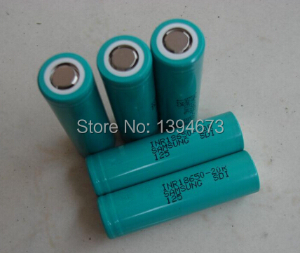 HOT NEW INR18650 20R 18650 20R 18650 3 7V model aircraft li ion battery power battery