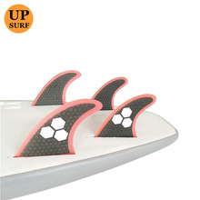 Future G5+K2.1 Fin Honeycomb Surf Quad Fins in Surf Surfboard Fin Quilhas Free Shipping