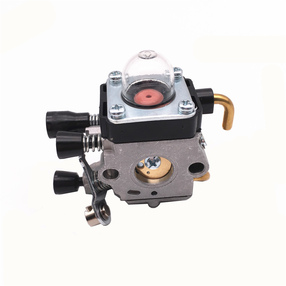 Carburetor Carb For <font><b>STIHL</b></font> Brush Cutter <font><b>FS38</b></font> FS45 FS46 FS55 FS74 FS75 FS76 FS80 FS85 Lawn Mower Grass Trimmer Spare <font><b>Parts</b></font> image