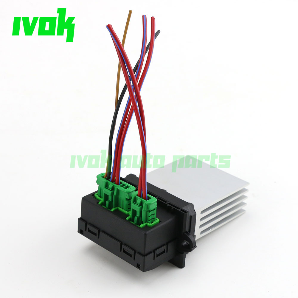 Heater Blower Resistor Connector Wire 6441 L2 7701207718 7701048390 For Renault Citroen C2 C3 C5 Peugeot search on aliexpress com by image Wire Harness Assembly at readyjetset.co