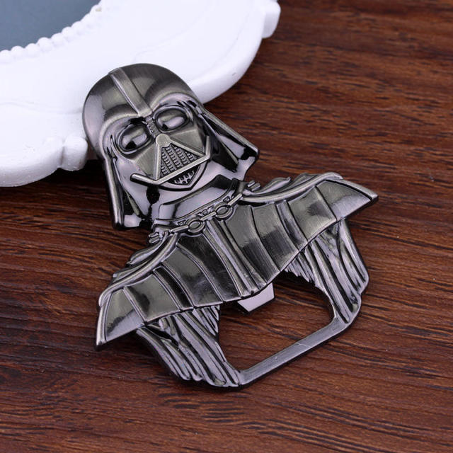 Star Wars Darth Vader bottle opener Keychain metal alloy souvenirs