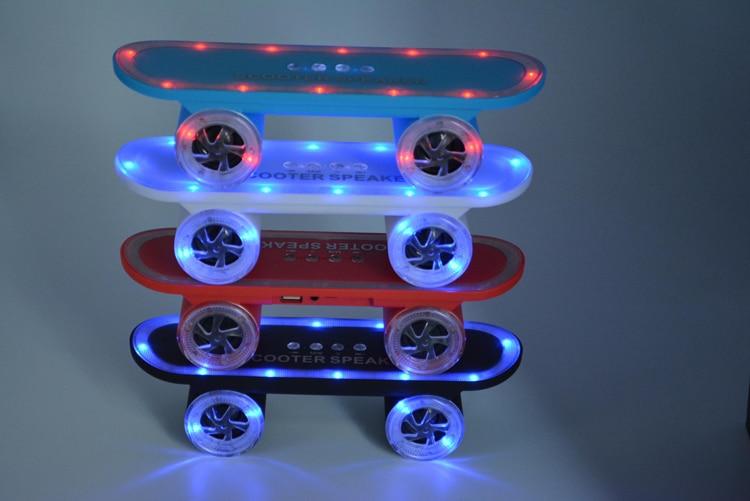 Frete grátis Speaker Mult-função Sem Fio Bluetooth speaker Sem Fio - Áudio e vídeo portáteis