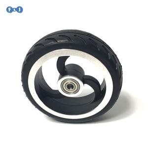 5-дюймовое заднее колесо для модели S3 S2 I7 I6, электрический самокат, углеродный самокат, 5-дюймовые колеса