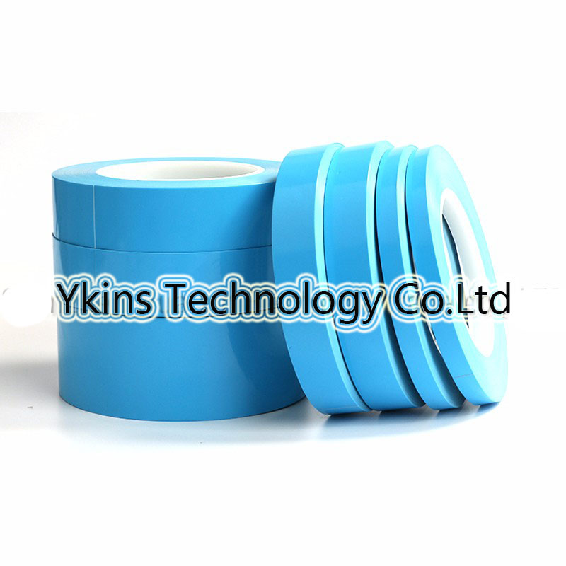 25mm*25m Glass fiber Thermal double-sided adhesive tape Thermal Thermally Conductive Tape heat conduction Tape for LED PCB double sided glass fiber prototyping pcb universal board 12 piece pack