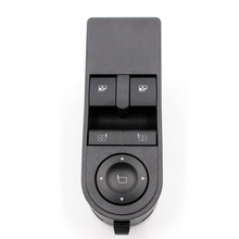 YAOPEI 13228879 High Quality Window Switch For Opel Astra/Zafira Vorne Elektro Fenster Spiegel Schalter