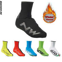 Nueva funda térmica de invierno para Ciclismo, zapatillas deportivas para hombre, para bicicleta MTB, fundas para bicicleta, Cubre Ciclismo para hombre