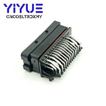 5 Unidades 6 Pin 174264-2 174262-2 mujeres y hombre de forma impermeable conector de cable enchufe Auto sellada del coche camión Denso conectores