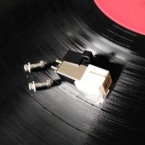 Image 3 - Audio Technica MM Moving Magnet Cartridge LP Phono Turntable Phonograph Stylus