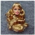 11 различных стилей голову Куклы DIY игрушки аксессуары дети девочки подарок куклу аксессуары для 1:6 Barbie doll BBI00306