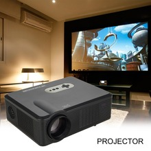 UK-Type Home Projector Mini Miniature Portable 1080P HD Projection Mini LED Projector For Home Theater Entertainment
