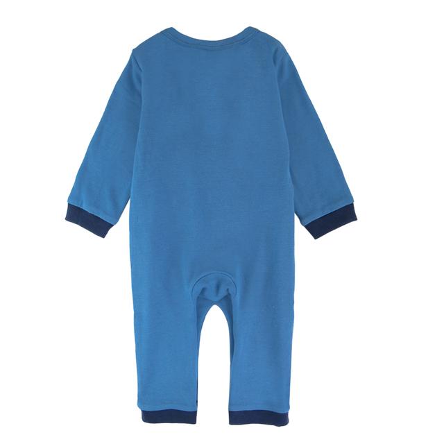 Bébé Garçon Police Costume Barboteuse Infantile Mignon Tenues Manches Longues Cosplay Barboteuse Vêtements 3-18 Mois