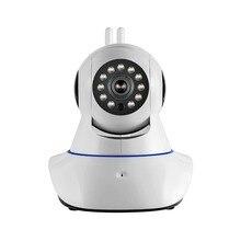Двойной антенны Камеры Безопасности беспроводная ip-камера WI-FI 720 P HD Цифровой Камеры Видеонаблюдения Сигнализации Датчик Движения Сигнализации
