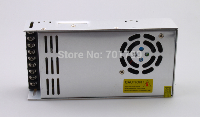 12V/350W switch mode power supply,LED power driver,AC90-260V input,DC12V/350W output(constant voltage
