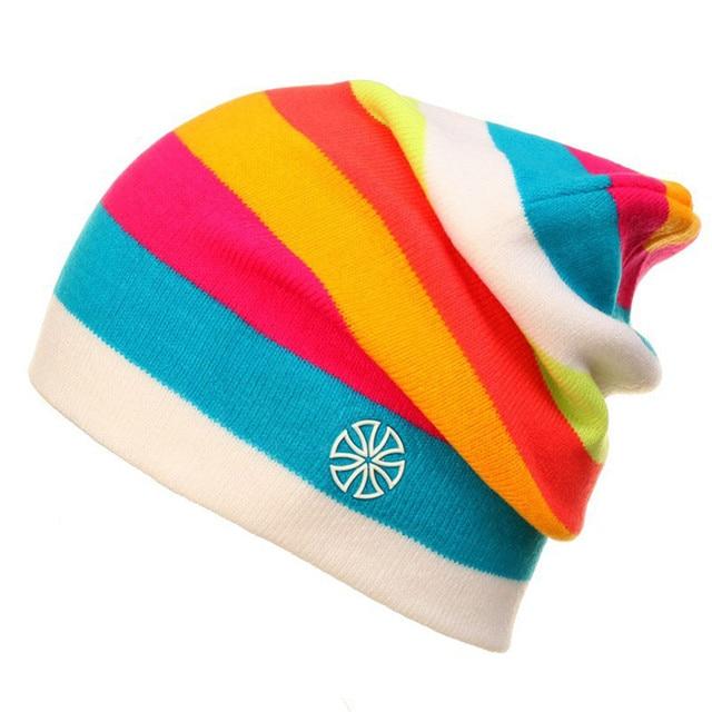 Snowboarding Fashion Beanie 8