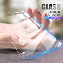 2pcs/Lot Tempered Glass for Samsung Galaxy J6 J5 J4 J7 J8 A9 A8 A6 Plus A5 J2 J250 2018 Screen Protector Protective(China)