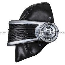 Пейнтбол вечерние маска для страйкбола проволочная сетка G.I. Joe Snake Eyes маска для лица bd8865a