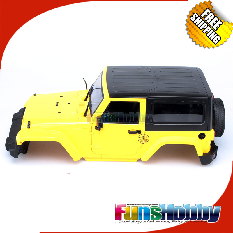 MHPC 1/10 RC Crawler Wrangler Jeep Body Cover Fit Axial Land Rover D90 RC 4WD Cod.FH34001/FH34002 руководящий насос range rover land rover 4 0 4 6 1999 2002 p38 oem qvb000050