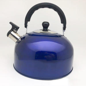 3L Stainless Steel Whistling Kettle For Outdoor Camping Fishing Gas Electric