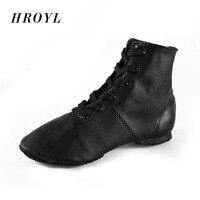 Free Shipping Brand New Style Unisex Black Jazz Fashionable Dance Shoes Sale Promotion 123