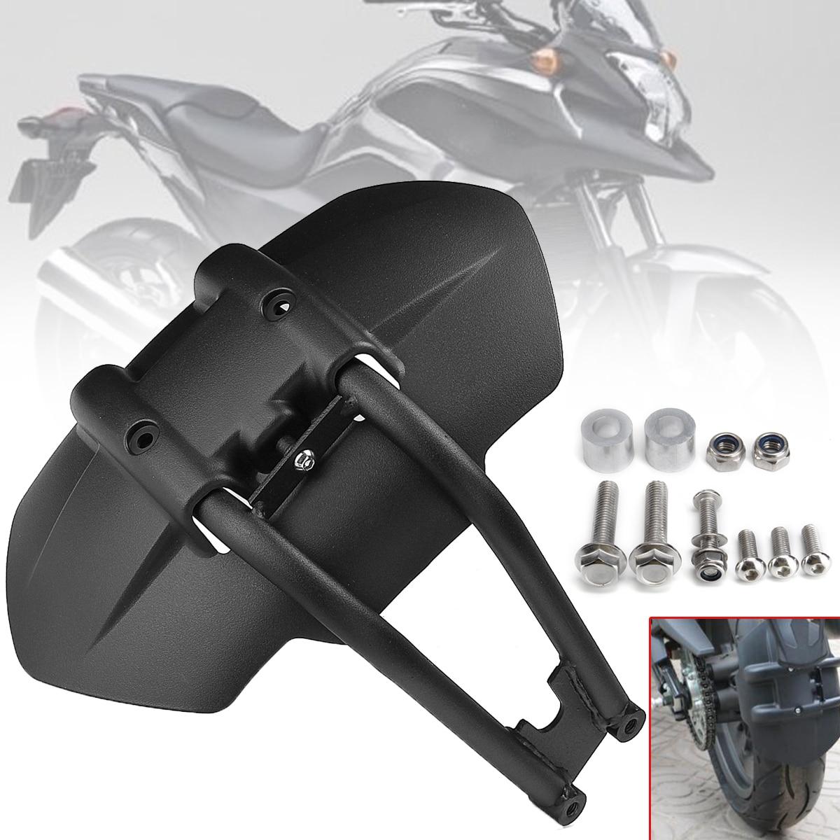 Accessoires moto Arrière Fender Support Moto Garde-Boue Splash Guard Pour Honda NC700/NC750D/CB1300/CB400