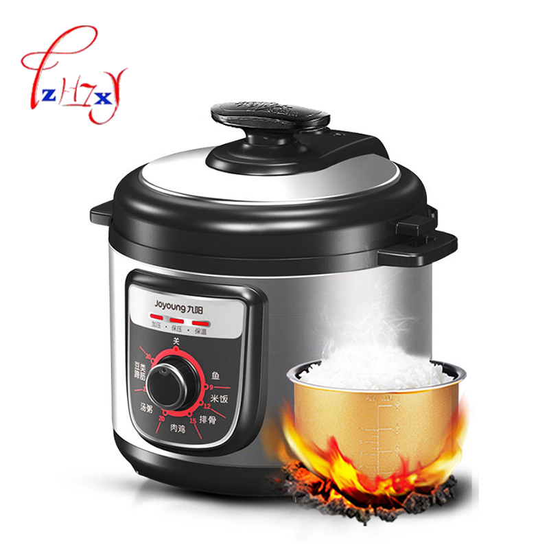 Household Electric pressure cookers porridge Electric 4L rice cooker pressure Rice cooker JYY-40YJ9  1pc mini electric pressure cooker intelligent timing pressure cooker reservation rice cooker travel stew pot 2l 110v 220v eu us plug