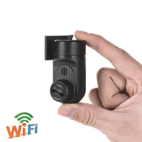 Mini Car DVR Dash Camera 165 Degree Rear Viewing Angle Front USB Port In car WIFI Camera Reversing Parking for Android System