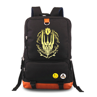 New 2019 The Hobbit The Lord of the Rings Eye of Sauron Printing Backpack Laptop Canvas Backpacks School Bags Mochila Rucksacks