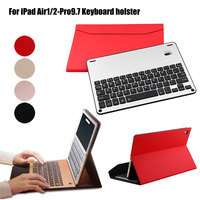 Bluetooth Wireless Keyboard Cover Case Stand Holder Slim Ultra Thin Leather For IPad Air1 2 Pro