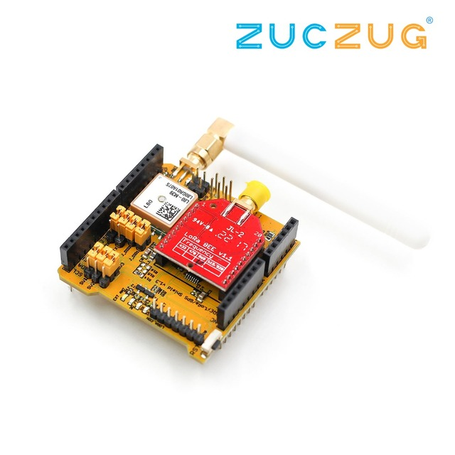 US $41 58 |868MHZ Lora/GPS Shield Hat-in Integrated Circuits from  Electronic Components & Supplies on Aliexpress com | Alibaba Group